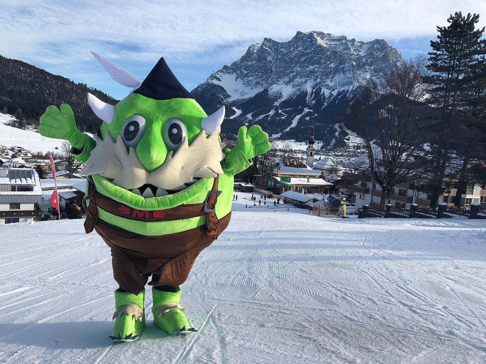 Kinder Skischule Moosle