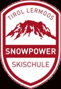 Skischule Lermoos Snowpower Logo